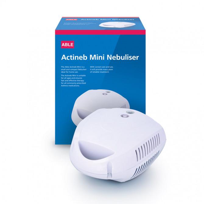 Thumbnail for Able Asthma Actineb Mini Nebuliser
