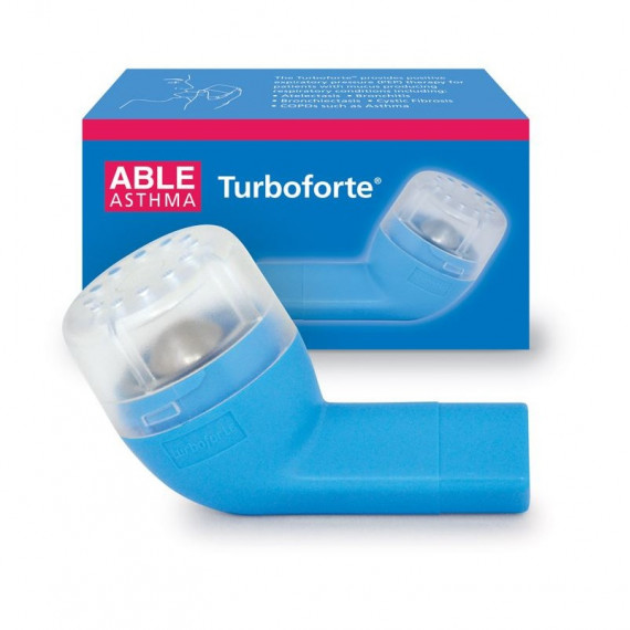 Thumbnail for Able Turboforte Mucus Clearance Respiratory Device