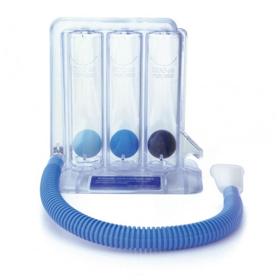 Image 2 for Able TriFlo Inspiratory Exerciser