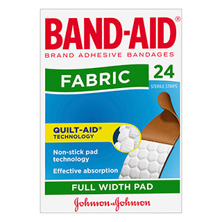 Thumbnail for Band-Aid Fabric Strips 24