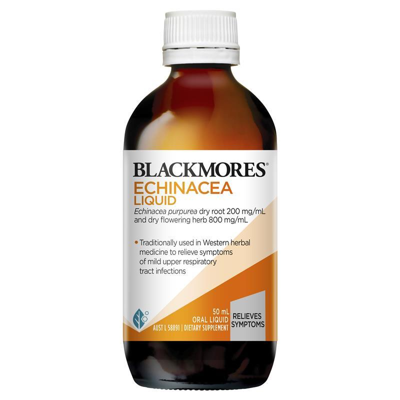 Thumbnail for Blackmores Echinacea Liquid 50mL