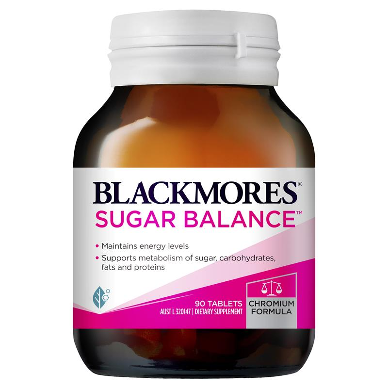Thumbnail for Blackmores Sugar Balance Tablets x 90