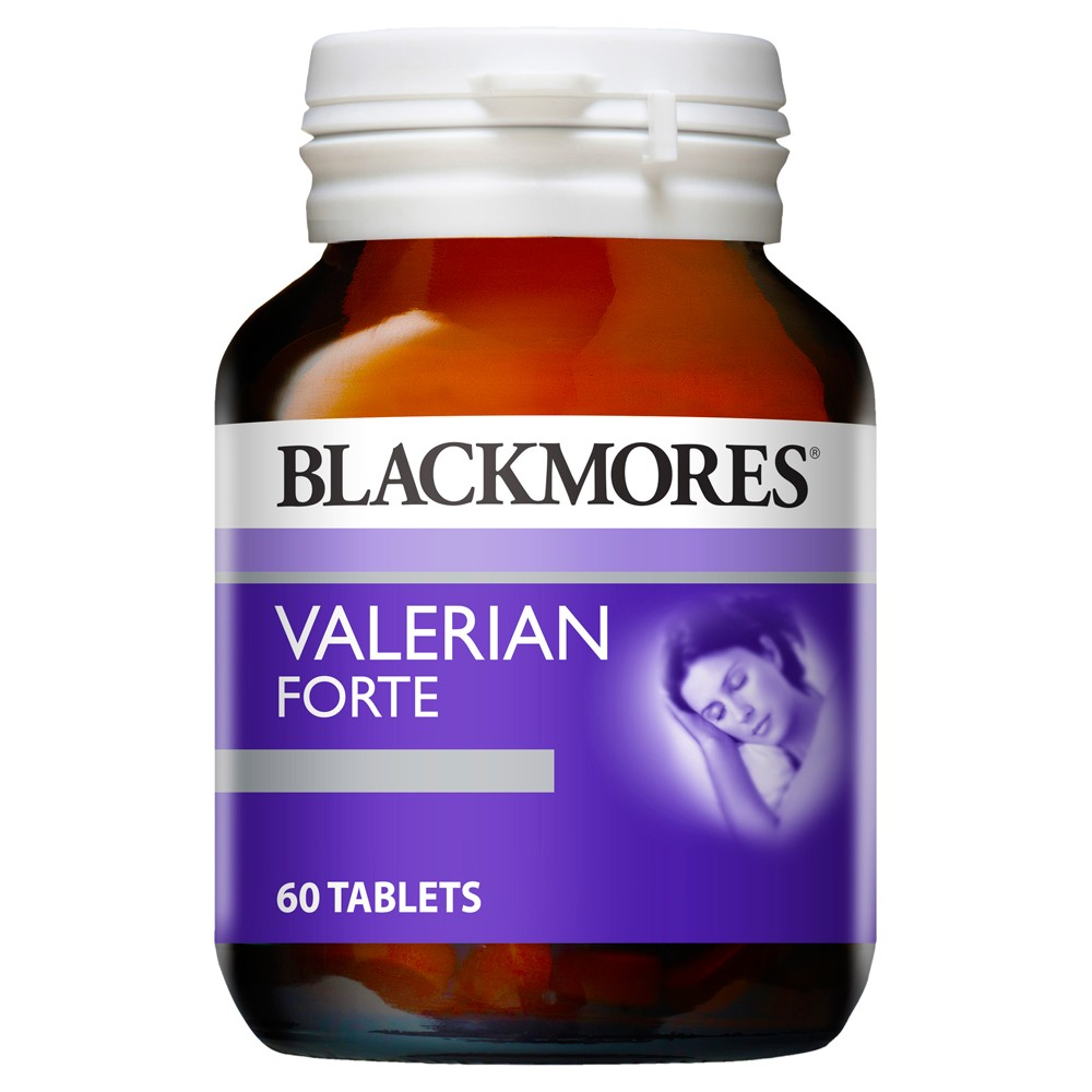 Thumbnail for Blackmores Valerian Forte Tablets x 60