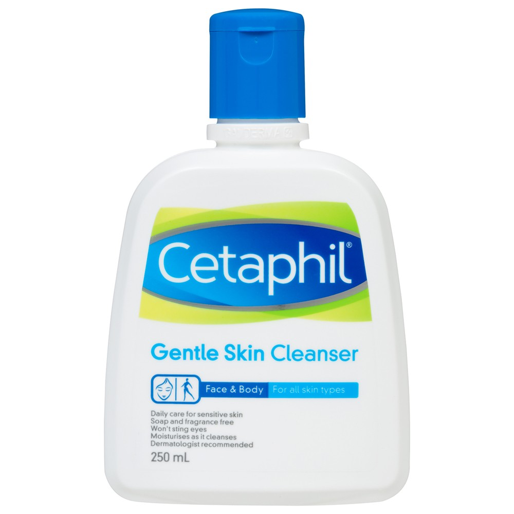 Thumbnail for Cetaphil Gentle Skin Cleanser 250mL