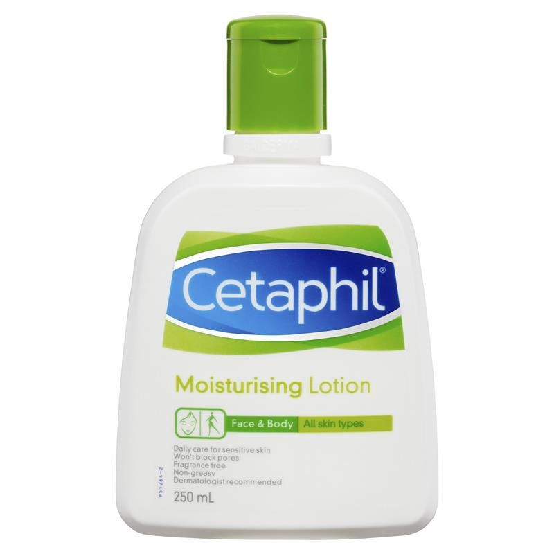 Image 1 for Cetaphil Moisturising Lotion 250mL