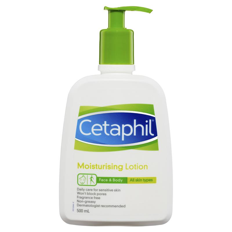 Thumbnail for Cetaphil Moisturising Lotion 500mL