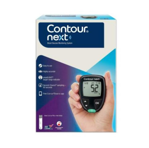 Thumbnail for Contour Next Blood Glucose Monitor