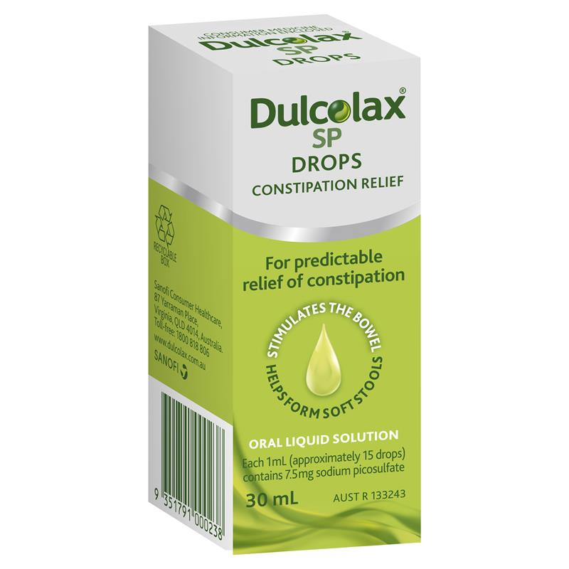 Image 1 for Dulcolax SP Drops 30mL