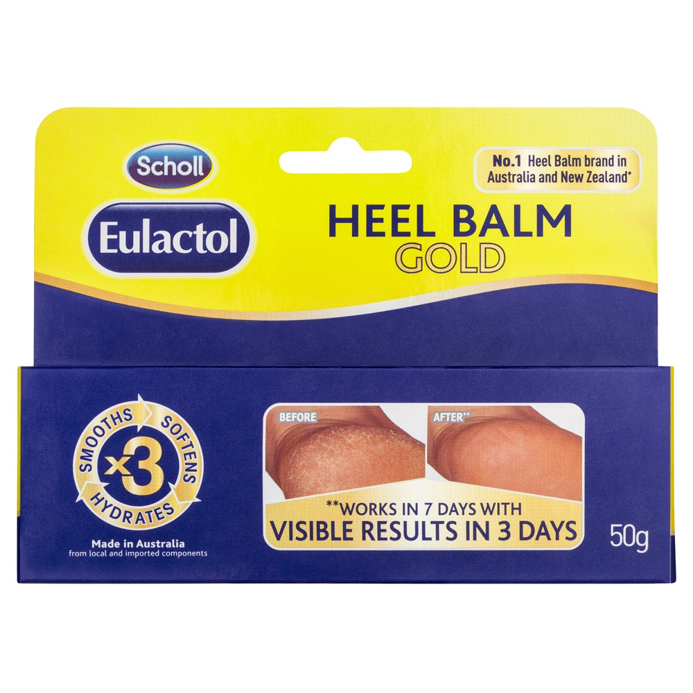 Thumbnail for Eulactol Heel Balm 50g