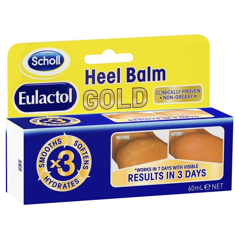 Thumbnail for Eulactol Heel Balm Gold 60mL