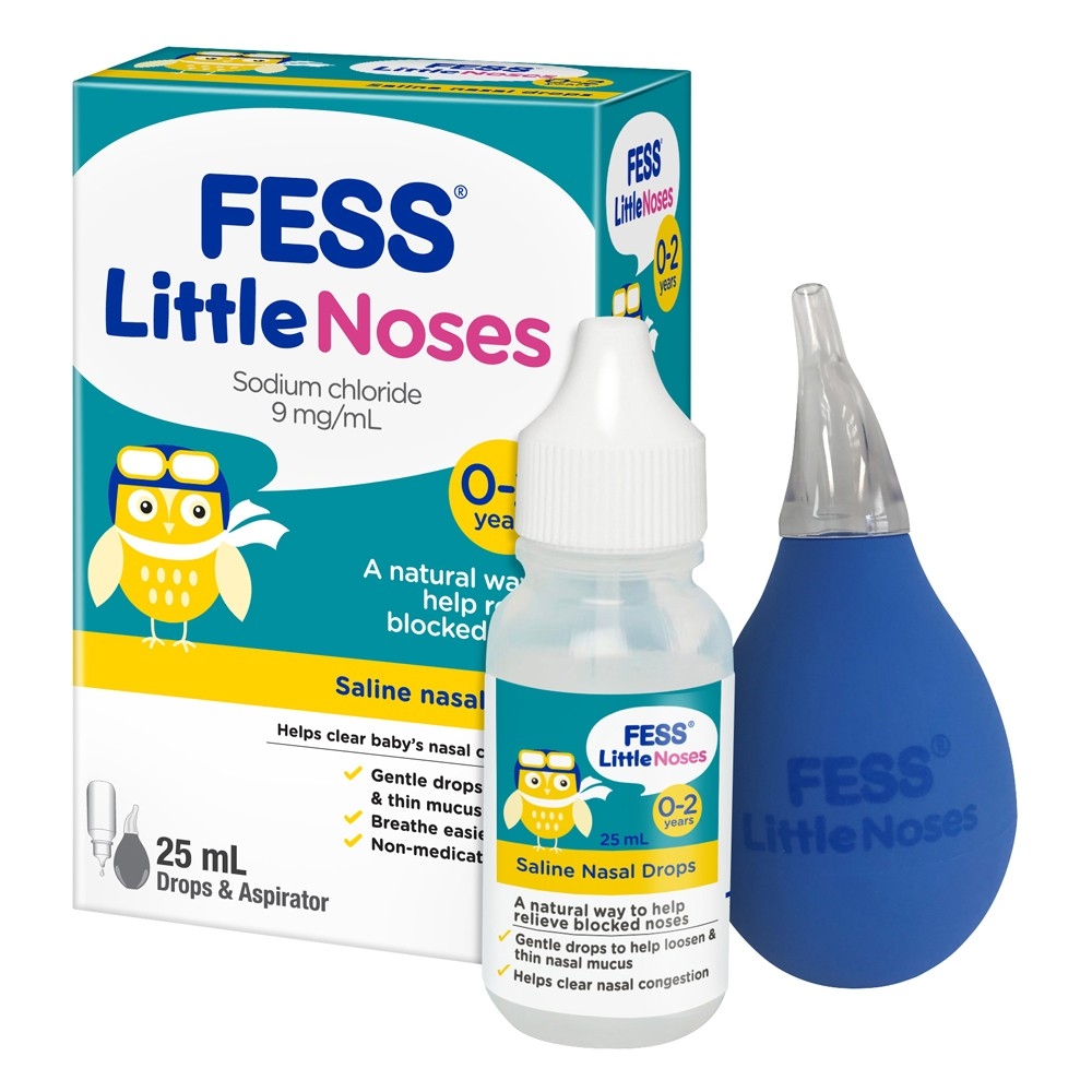 Thumbnail for Fess Little Noses 25mL