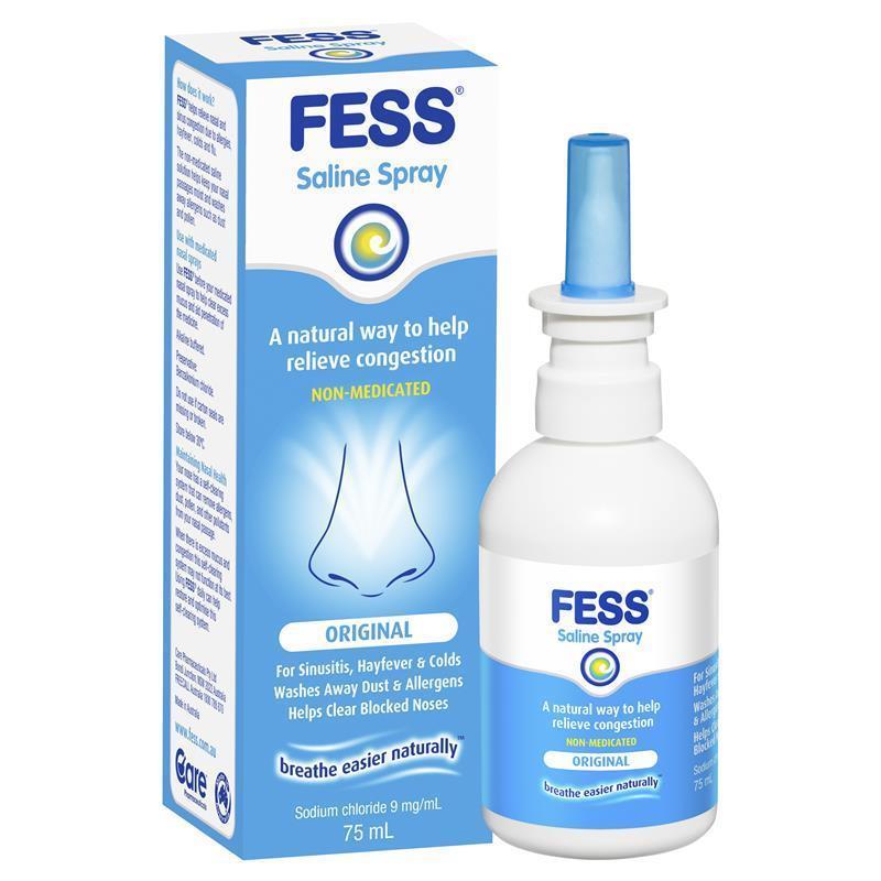 Thumbnail for Fess Nasal Spray 75mL