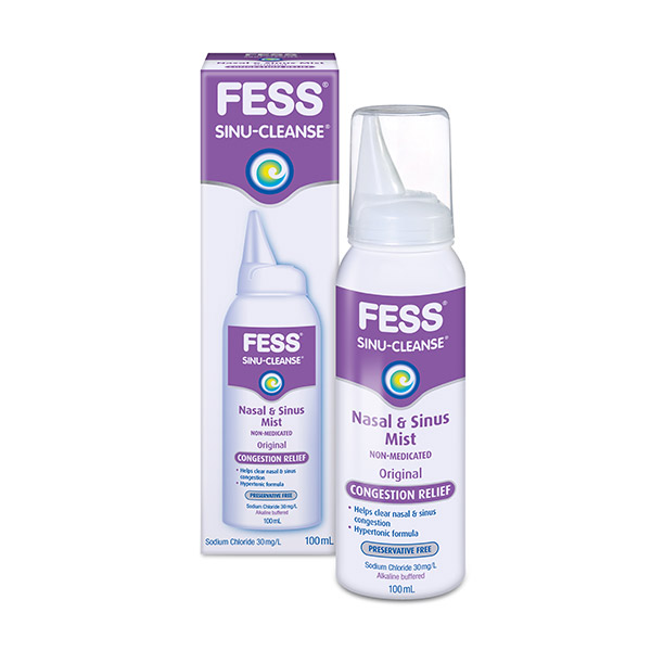 Thumbnail for Fess Sinu-Cleanse Spray 100mL