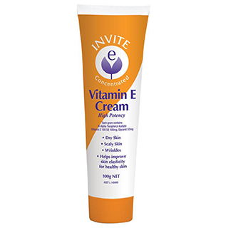 Thumbnail for Invite e Vitamin E Cream 100g