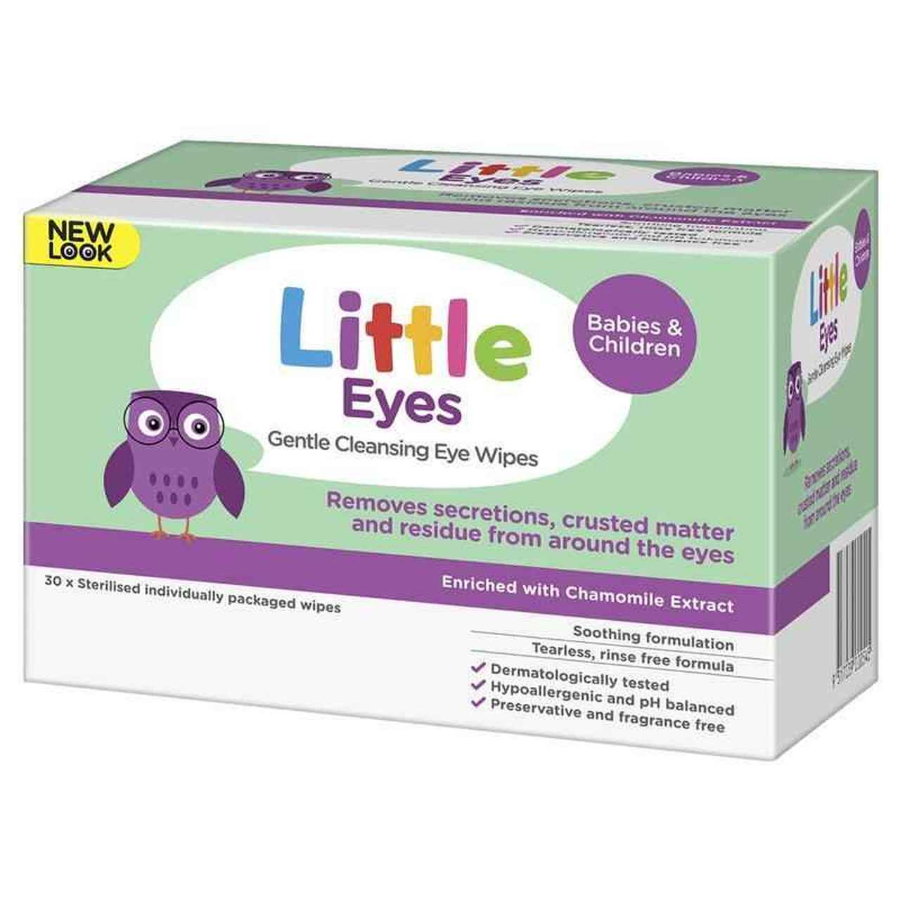 Thumbnail for Little Eyes Cleansing Wipes