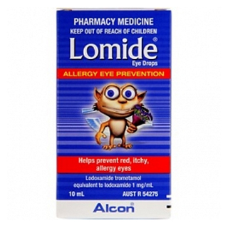 Thumbnail for Lomide Eye Drops 10mL