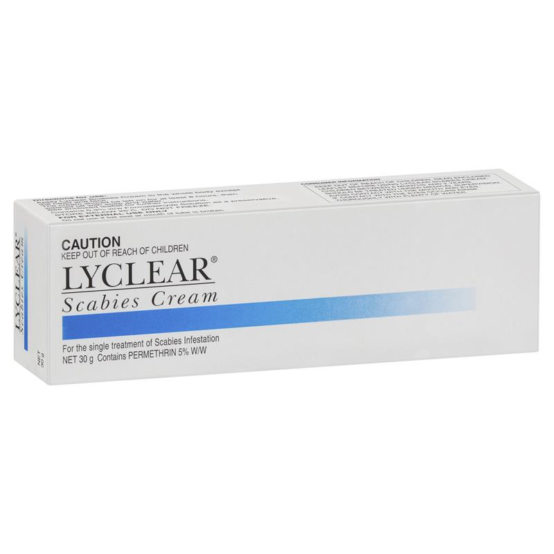 Thumbnail for Lyclear Scabies Cream