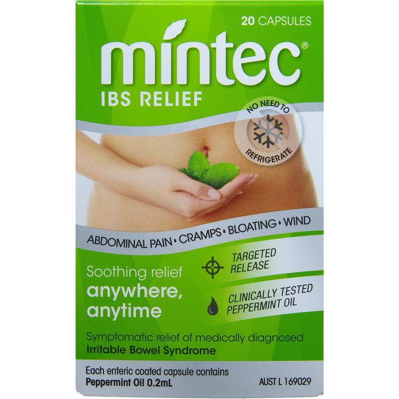 Image 1 for Mintec Capsules 20