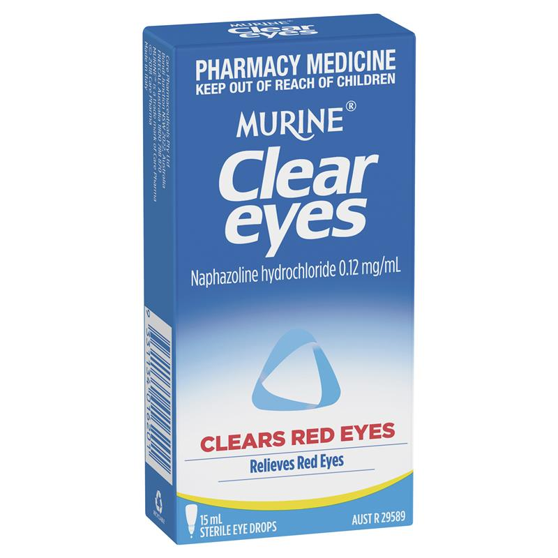 Image 1 for Murine Clear Eyes 15mL