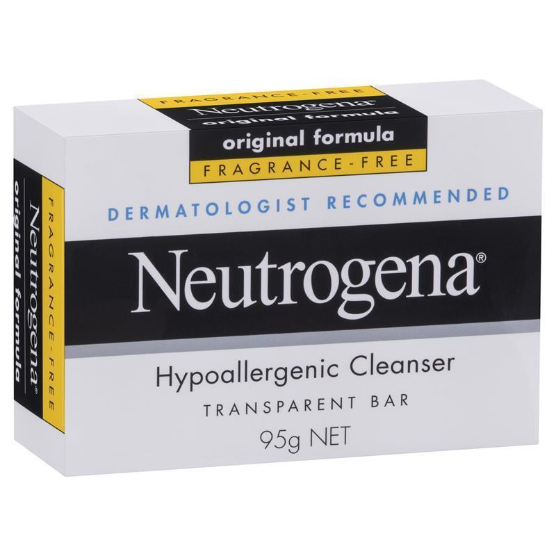 Thumbnail for Neutrogena Cleanser Bar 95g