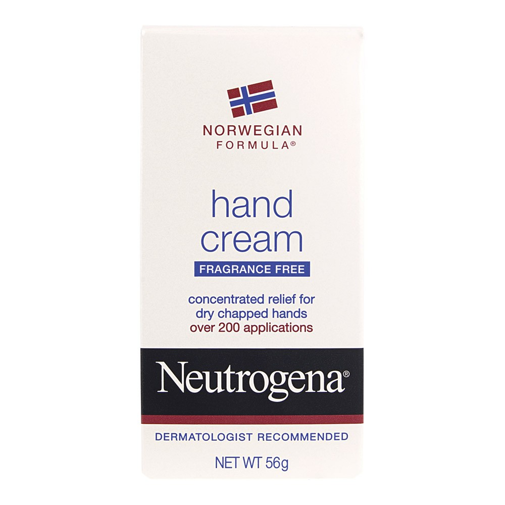 Thumbnail for Neutrogena Norwegian Formula Fragrance Free Hand Cream 56g