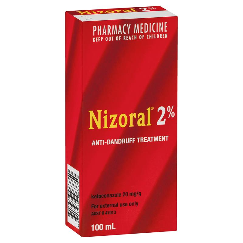 Thumbnail for Nizoral Shampoo 2% 100mL