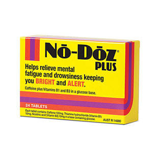 Image 1 for No-Doz Plus Tablets 24