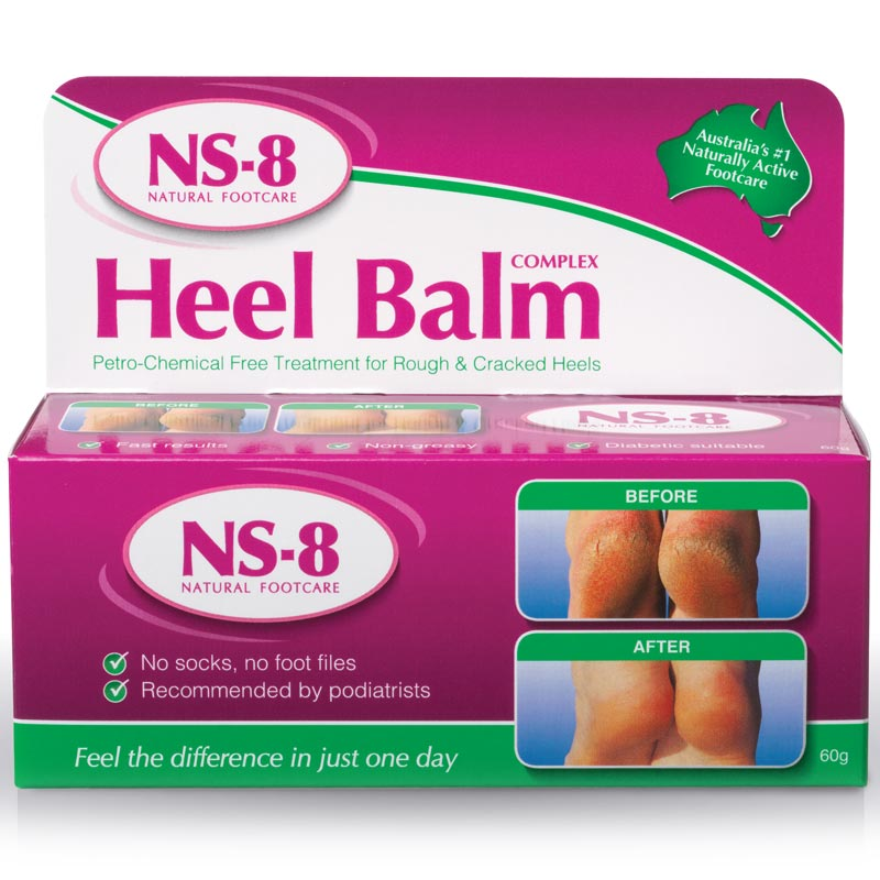 Thumbnail for  NS-8 Heel Balm Complex 60g Tube