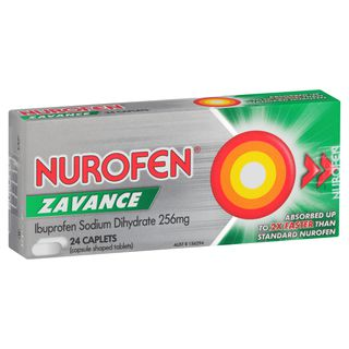 Image 1 for Nurofen 200mg Zavance Caplets x 24