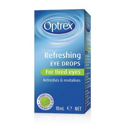 Image 1 for Optrex Refreshing Eye Drops 10mL