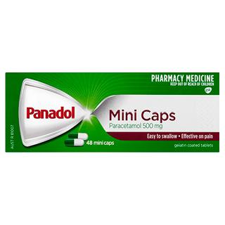 Image 1 for Panadol  Mini Capsules x 48