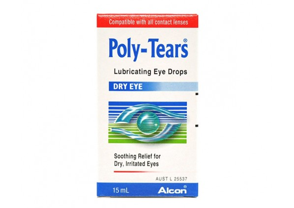 Thumbnail for Poly Tears Eye Drops 15mL