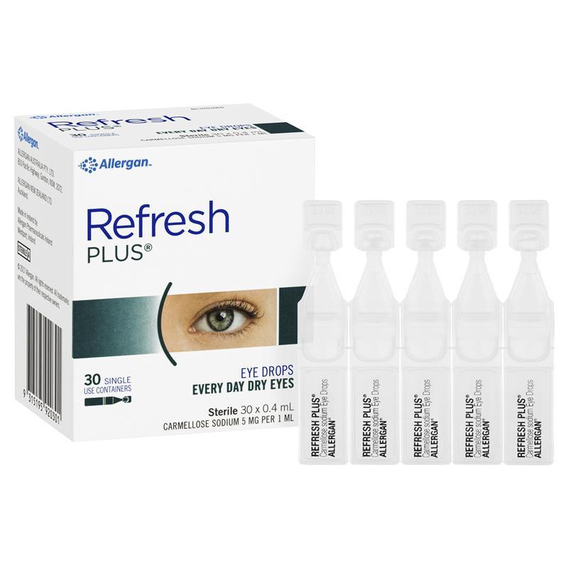 Thumbnail for Refresh Plus Vials x 30