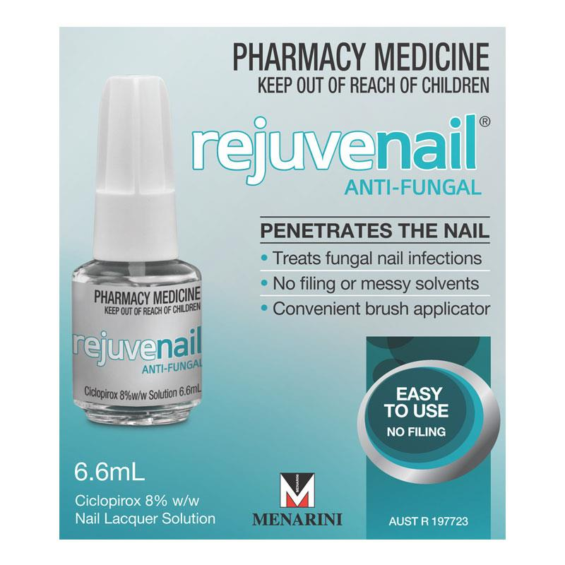 Thumbnail for Rejuvenail Anti-Fungal Nail 6.6mL