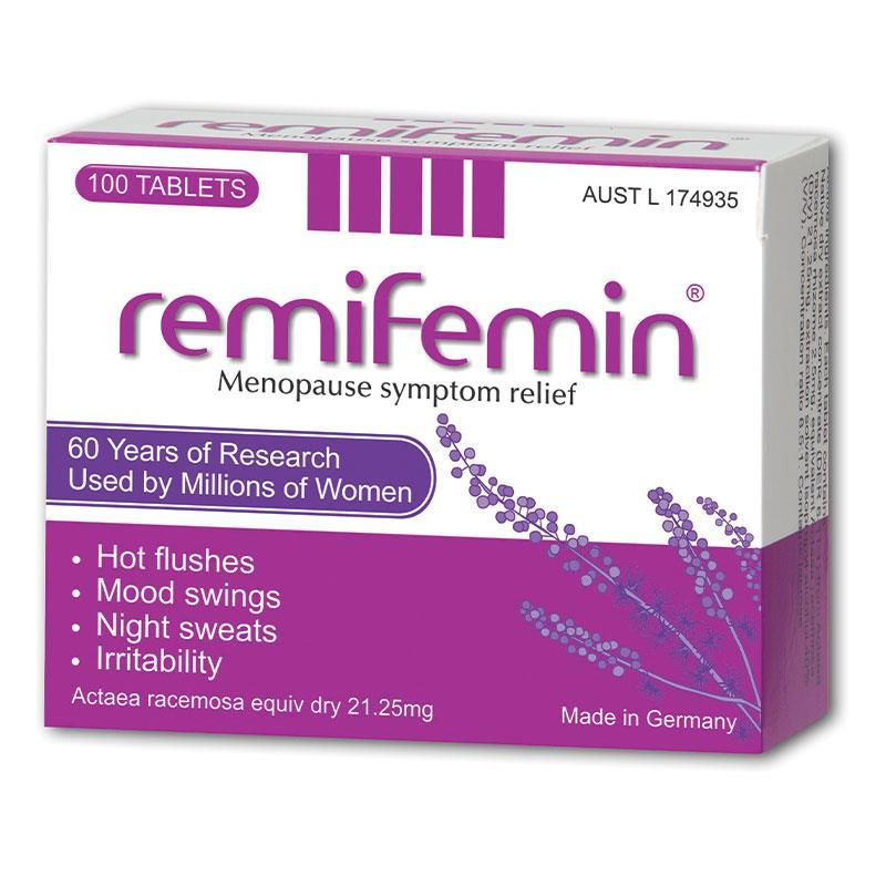 Image 1 for Remifemin Tablets x 100