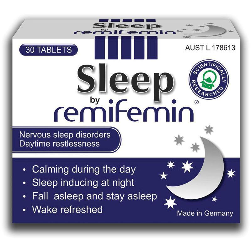 Thumbnail for Remifemin Sleep Formula Tablets x 30