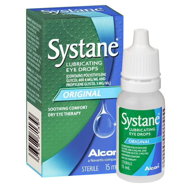 Image 1 for Systane Eye Drops 15mL