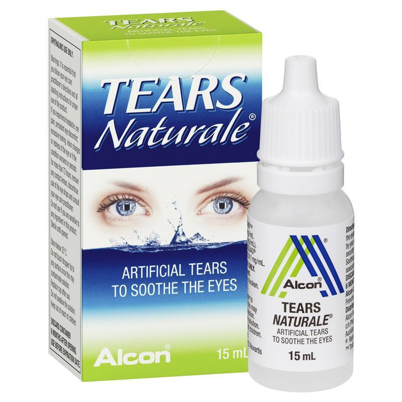 Image 1 for Tears Naturale 15mL