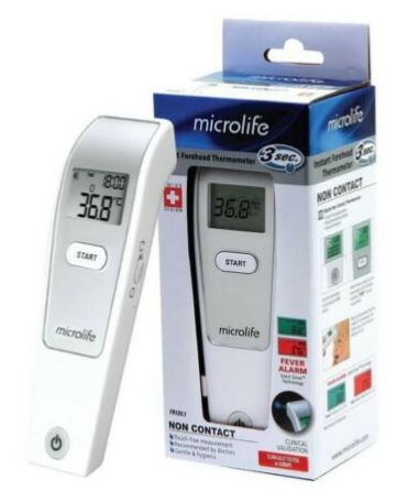 Thumbnail for Microlife Forehead Thermometer
