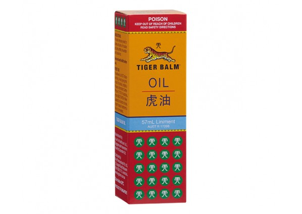Image 1 for Tiger Balm Oil Liniment 57mL