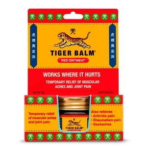 Image 1 for Tiger Balm Red - Extra Strength 18g