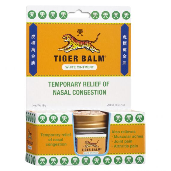 Thumbnail for Tiger Balm White-Regular Strength  18g
