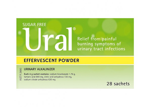 Thumbnail for Ural  28 Sachets