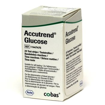 Image 3 for Accutrend Plus System Bundle - Monitor Device, Glucose & Cholesterol Strips