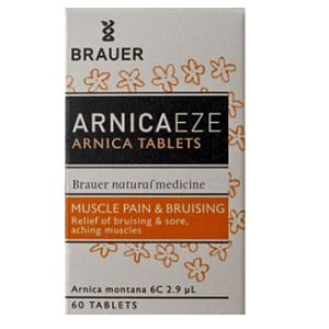 Thumbnail for Brauer Arnicaeze Arnica Tablets x 60