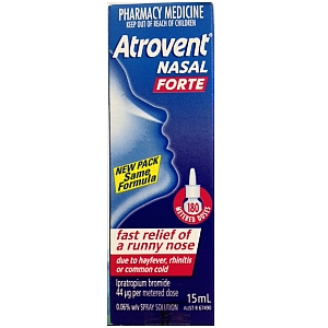 Image 1 for Atrovent Forte Nasal Spray 15mL