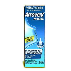 Image 1 for Atrovent  Nasal Spray 15mL