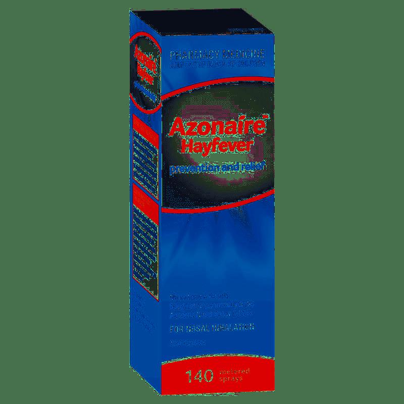 Image 1 for Azonaire Hayfever 50mcg 140 Dose Spray (Nasonex generic)