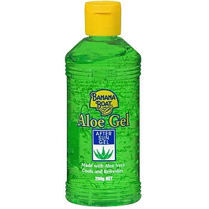 Image 1 for Banana Boat  Aftersun Aloe Gel 250g