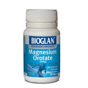 Magnesium orotate brain
